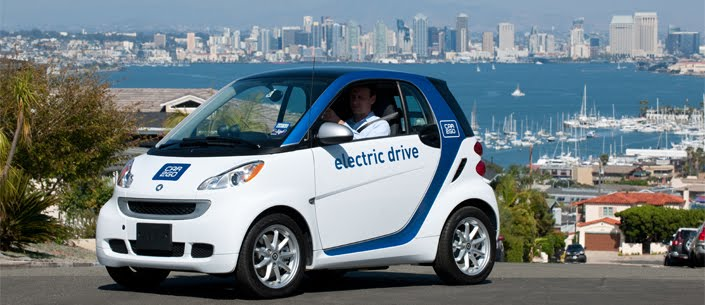 Electric Vehicle News: March 2012