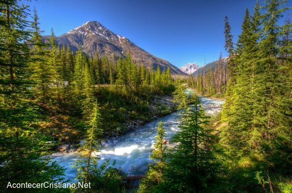 Paisajes naturales creación de Dios