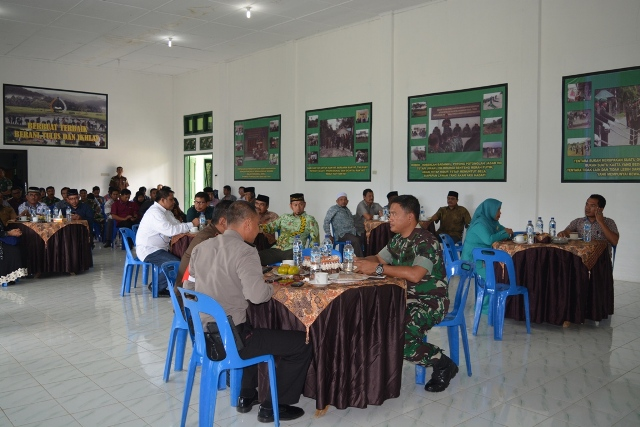 Dandim Abdya Tegaskan TNI Netral dalam Pilkada