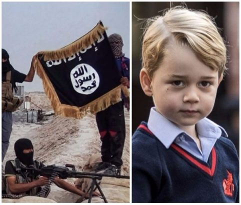 Isis extremists 'threaten to kill Prince George' in secret online group chat