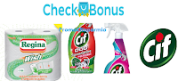 Logo CheckBonus: Regina Wish e Cif Duo