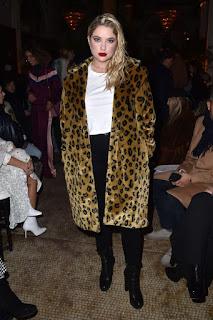 Ashley Benson At Juicy Couture Presentation At New York Fashion Week