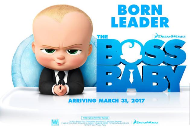 Sinopsis / Alur Cerita The Boss Baby (2017)