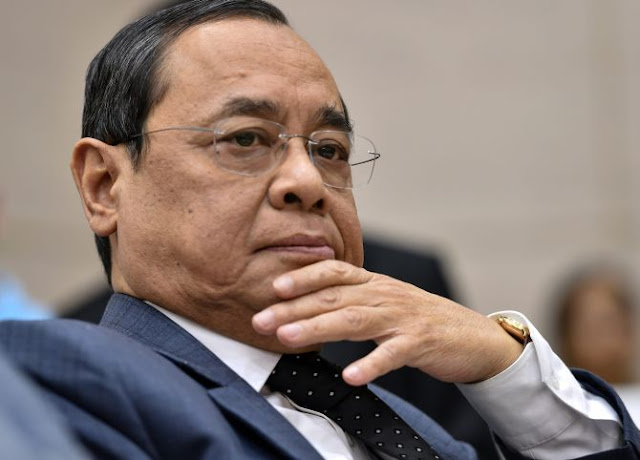 justice-ranjan-gogoi-was-appointed-as-the-chief-justice-of-india