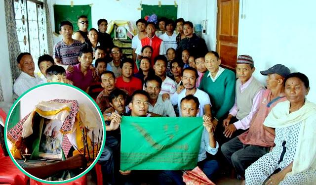 सुबास घिसिंगको पैत्रिक गाँव मंजु चियाबारीमा जन्मजयन्ती मनाए ।