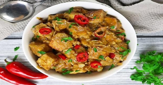 Dreamy Date Tamarind Tofu Curry Recipe