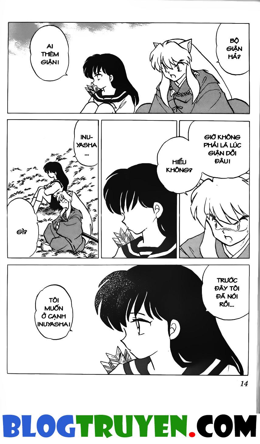 Inuyasha vol 26.1 trang 11