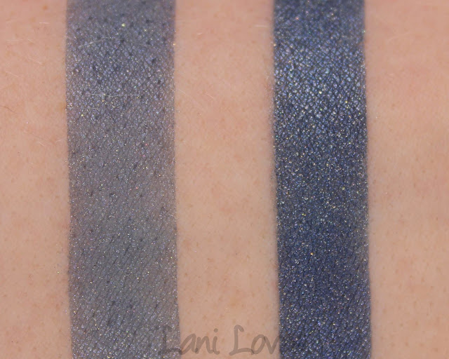 The Chequered Lily Under the Stars Eyeshadow Swatches & Review