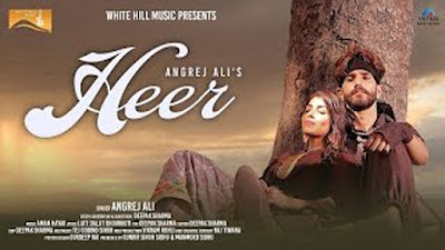 Heer Lyrics - Angrej Ali | Aman Hayer | White Hill Music