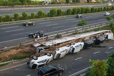 Punca Tiada Orang Bantu Mangsa Kemalangan Di China