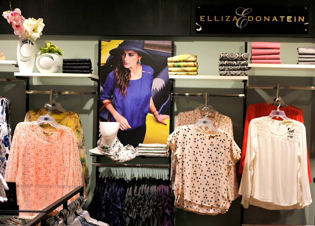 Elliza Donatein, Shoppers Stop Spring Summer Collection 2016