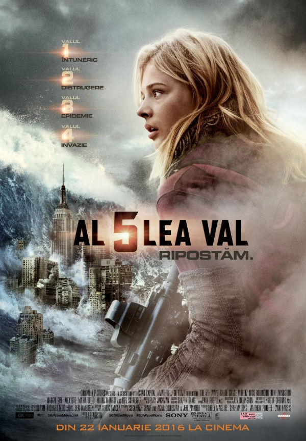 The 5th Wave (Film 2016) - Al 5lea val
