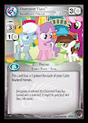 My Little Pony Diamond Tiara, Newfound Friend Marks in Time CCG Card