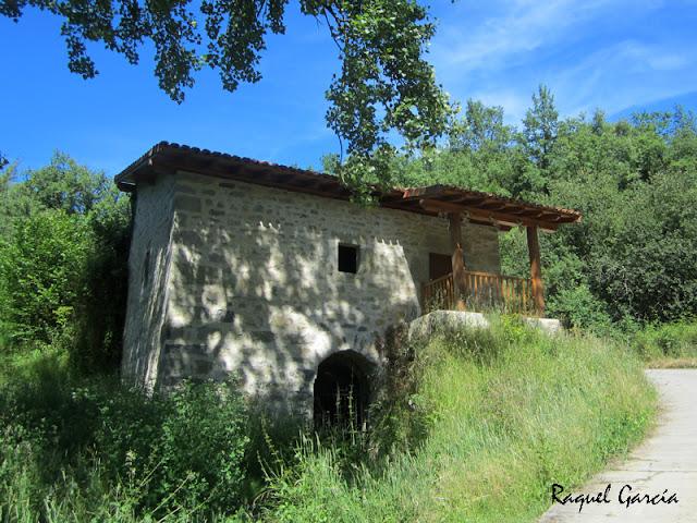 Molino de Artomaña (Amurrio, Álava)