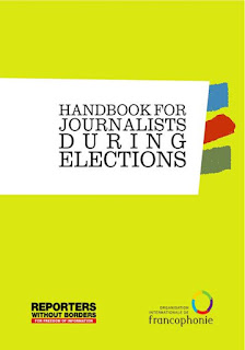Handbook For Journalist During Elections