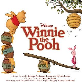 Winnie The Pooh Liedje - Winnie The Pooh Muziek - Winnie The Pooh Soundtrack