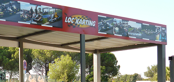 LOc'Karting Pérols