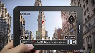 Daftar fitur smartphone masa depan : Augmented Reality