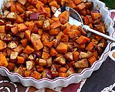Roasted Butternut Squash & Apple