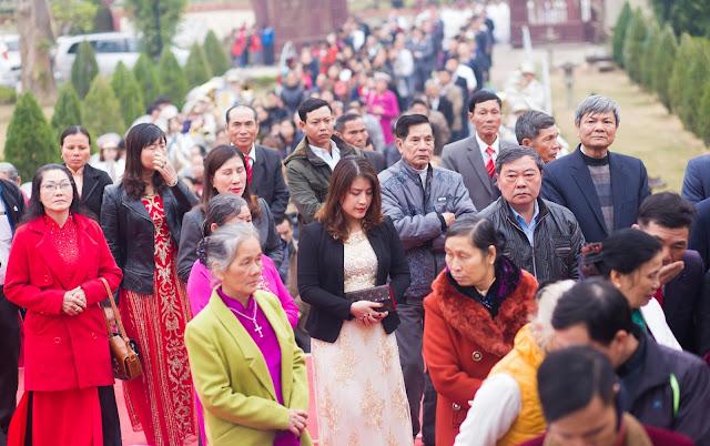 Lễ truyền chức Phó tế và Linh mục tại Giáo phận Lạng Sơn Cao Bằng 27.12.2017 - Ảnh minh hoạ 69