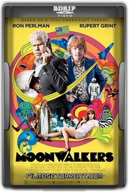 Moonwalkers - Rumo à Lua Torrent BDRip Dual Áudio 2016