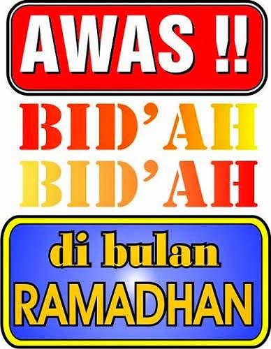 Apa Bidah-bidah Bulan Ramadhan dan Apa Alternatif Terbaiknya?