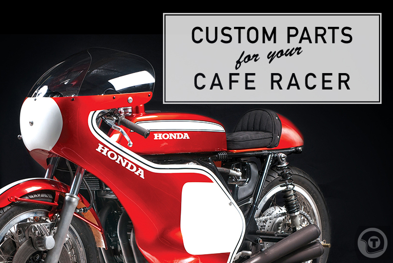 custom parts for you cafe racer #3 ~ return of the cafe racers