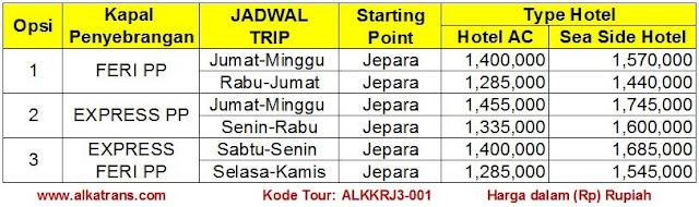Harga Paket Tour Karimunjawa Murah, Paket Wisata Karimunjawa Murah,Tour Karimunjawa 3D 2N, Karimunjawa 3 hari 2 malam, Harga Paket Wisata Karimunjawa 3 hari 2 malam,