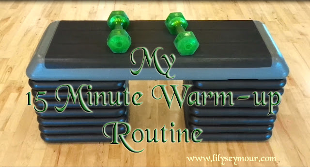 My 15 Minute Warm-up Gym Exercise Routine