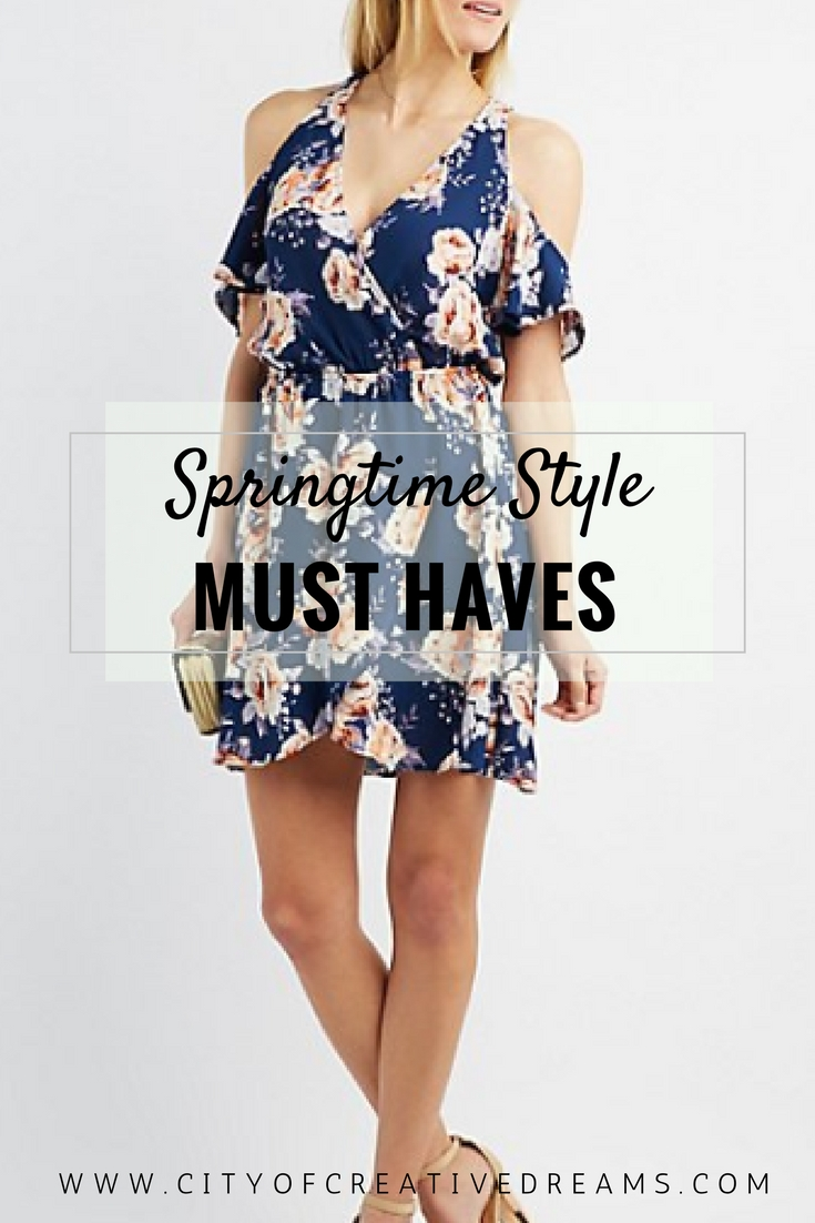 Springtime Style Must Haves | City of Creative Dreams