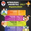 21 PROGRAM PRIORITAS KEMENPORA TAHUN 2017 | KEMENTERIAN PEMUDA dan OLAHRAGA