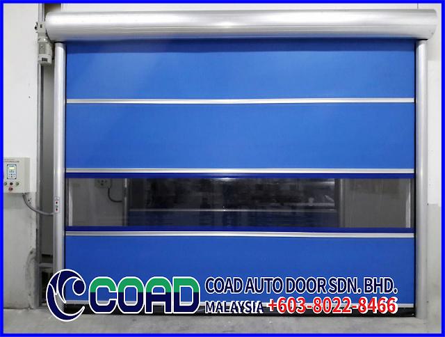 Automatic Door Malaysia, COAD Auto Door Malaysia, a Roll-up Door Malaysia, COAD Malaysia, High Speed Door Malaysia, Industry Automatic Door Malaysia, Rapid Door Malaysia,