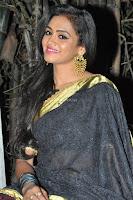 Sowjanya in Black Saree ~  014.JPG