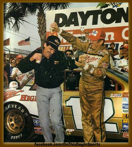 On This Day In Sports: February 14, 1988: Bobby Allison