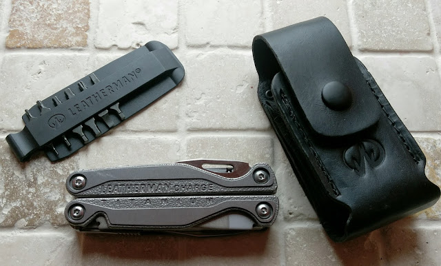 Leatherman Charge Ti Multitool
