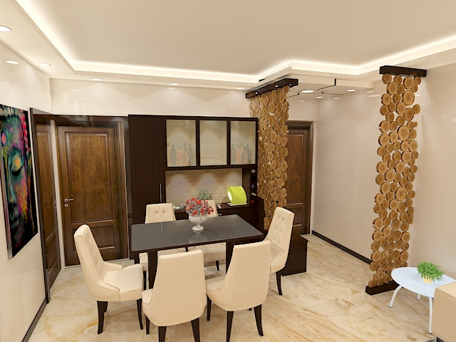 Commercial Interior Space Design  by CAD CAM Centre  Goa