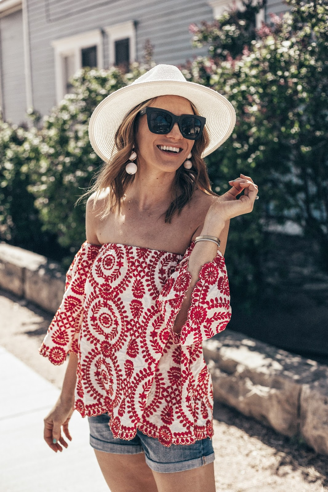 The Best Summer Hats by popular Colorado fashion blogger, Leah Behr