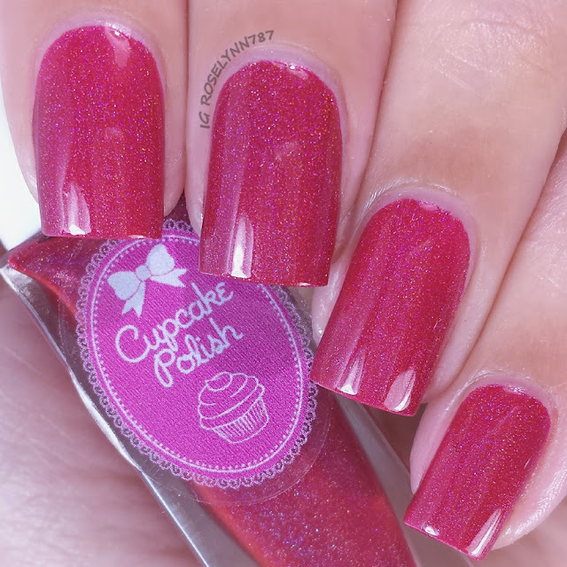 Cupcake Polish - Just Sleighing Around