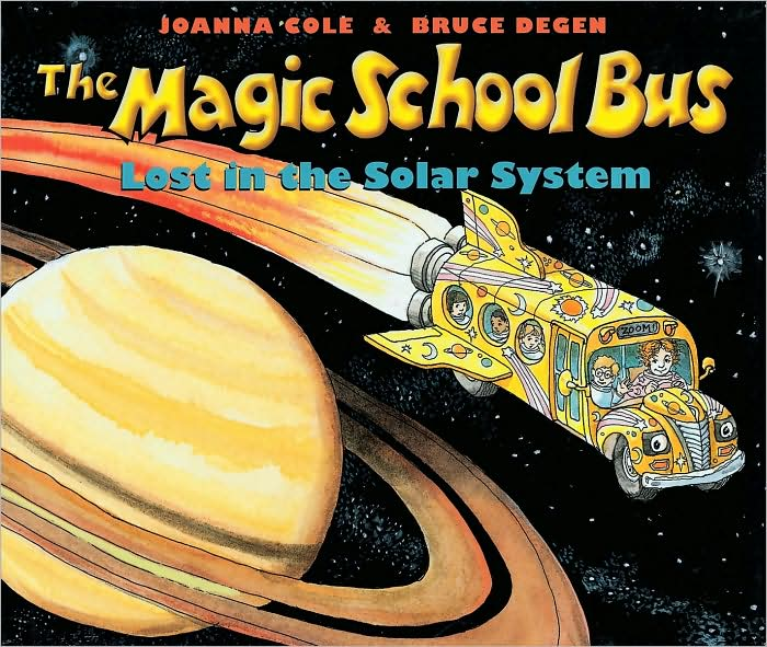 Magic School Bus Solar System (page 4) - Pics about space