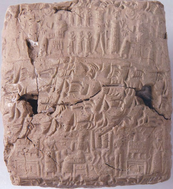 Cuneiform tablets from Kültepe show women were active in trade