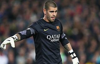 إقالة فيكتور فالديس من منصبه في فريق برشلونة بشكل رسمي