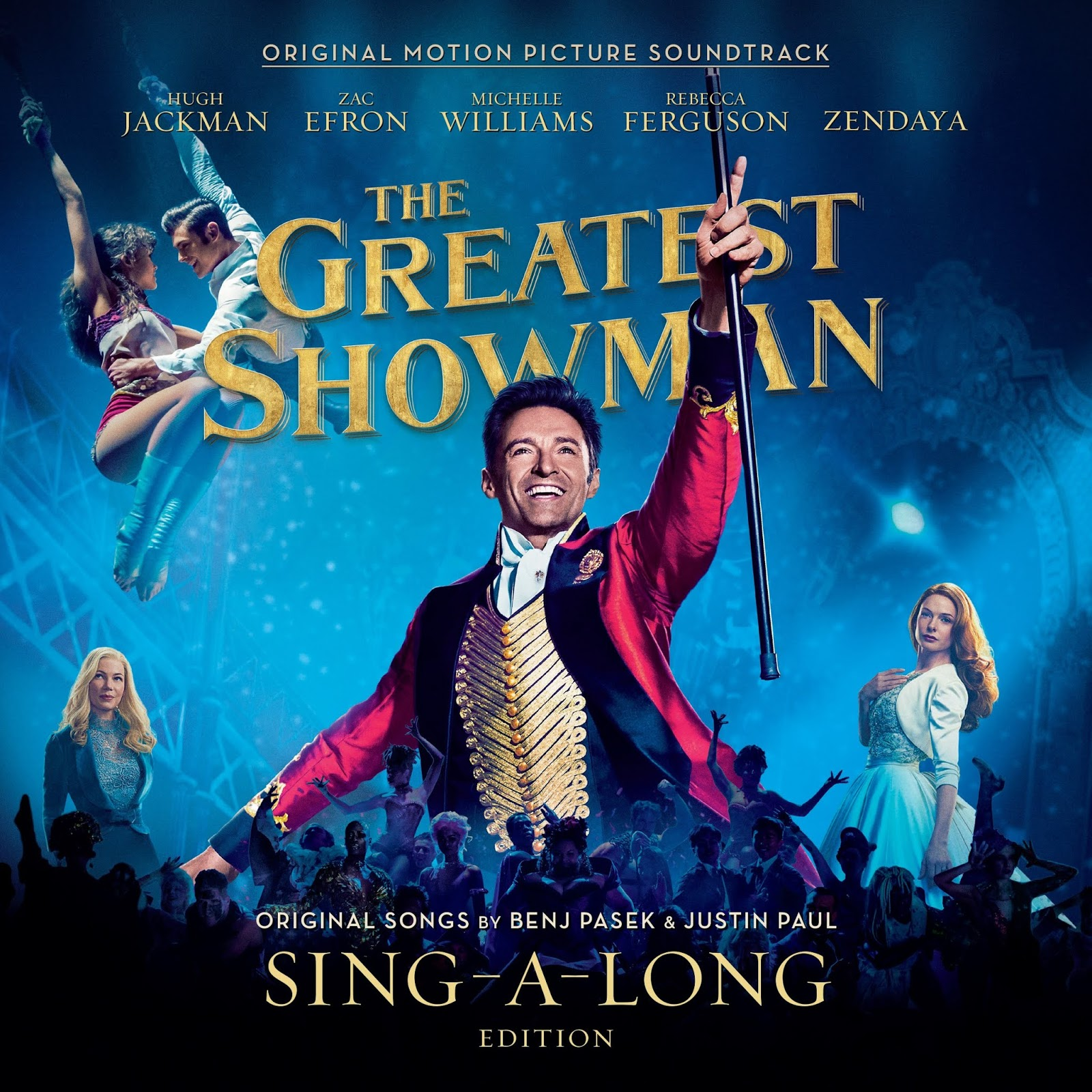 The Greatest Showman Reimagined Album Review The