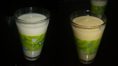 koktajle mleczno-owocowe