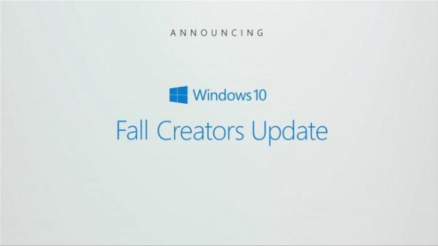 """Windows 10 Fall Creators Update"" Nama Resmi untuk Update Redstone 3"