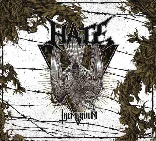 "HATE: Ακούστε το νέο τους κομμάτι ""Walk Through Fire"""