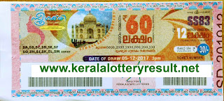KERALA LOTTERY, kl result yesterday,lottery results, lotteries results, keralalotteries, kerala lottery, keralalotteryresult, kerala lottery result, kerala   lottery result live, kerala lottery results, kerala lottery today, kerala lottery result today, kerala lottery results today, today kerala lottery result, kerala   lottery result 05-12-2017, Sthree sakthi lottery results, kerala lottery result today Sthree sakthi, Sthree sakthi lottery result, kerala lottery result   Sthree sakthi today, kerala lottery Sthree sakthi today result, Sthree sakthi kerala lottery result, STHREE SAKTHI LOTTERY SS 83 RESULTS 5-  12-2017, STHREE SAKTHI LOTTERY SS 83, live STHREE SAKTHI LOTTERY SS-83, Sthree sakthi lottery, kerala lottery today result Sthree   sakthi, STHREE SAKTHI LOTTERY SS-83, today Sthree sakthi lottery result, Sthree sakthi lottery today result, Sthree sakthi lottery results today,   today kerala lottery result Sthree sakthi, kerala lottery results today Sthree sakthi, Sthree sakthi lottery today, today lottery result Sthree sakthi,   Sthree sakthi lottery result today, kerala lottery result live, kerala lottery bumper result, kerala lottery result yesterday, kerala lottery result today,   kerala online lottery results, kerala lottery draw, kerala lottery results, kerala state lottery today, kerala lottare, keralalotteries com kerala lottery   result, lottery today, kerala lottery today draw result, kerala lottery online purchase, kerala lottery online buy, buy kerala lottery online5-12-2017 : Sthree Sakthi Lottery SS 83 Results