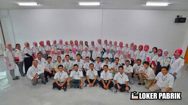 PT Epson Batam Karyawan