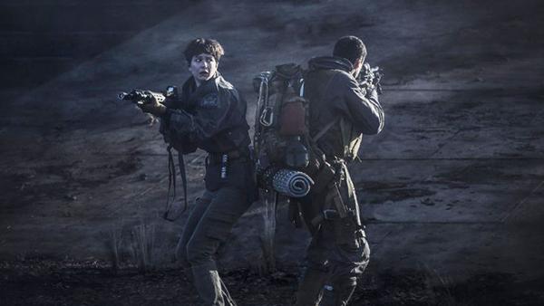 Capa - Alien – Covenant (2017) | Ridley Scott e sua ousadia – Parte 01 | Blog #tas