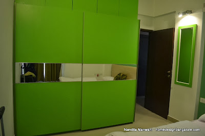 Glass and Laminate Wardrobe Doors
