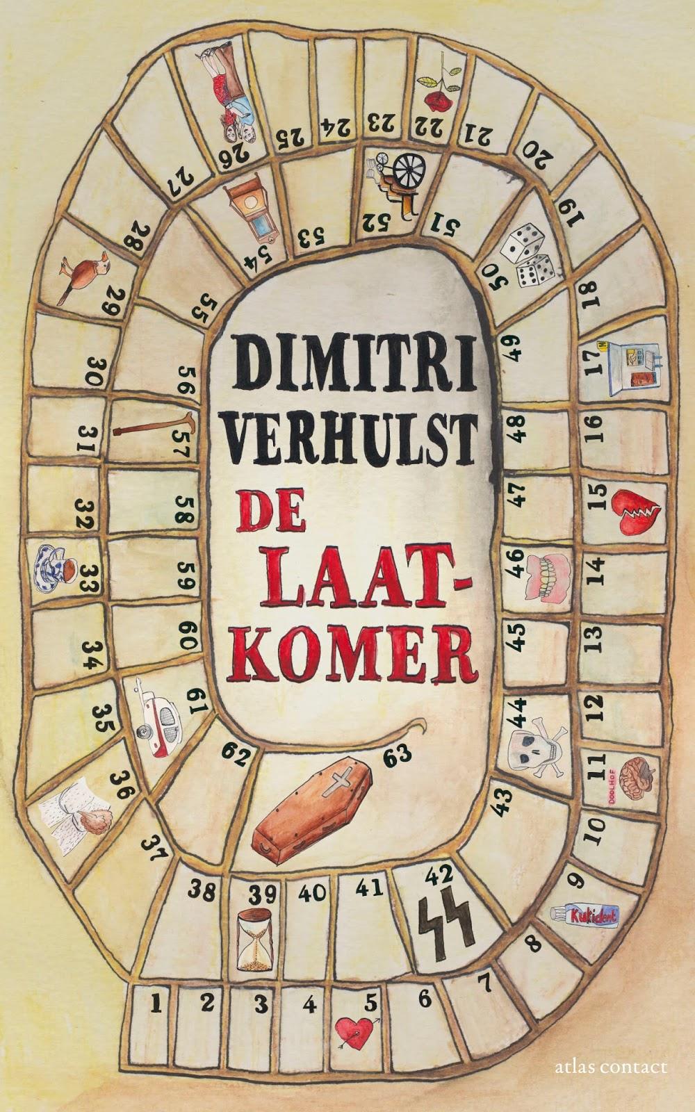 De Laatkomer, Dimitri Verhulst